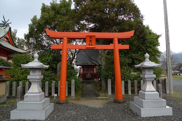 八代神社(妙見宮)  熊本県  13