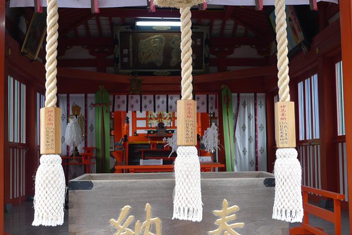 八代神社(妙見宮)  熊本県  12