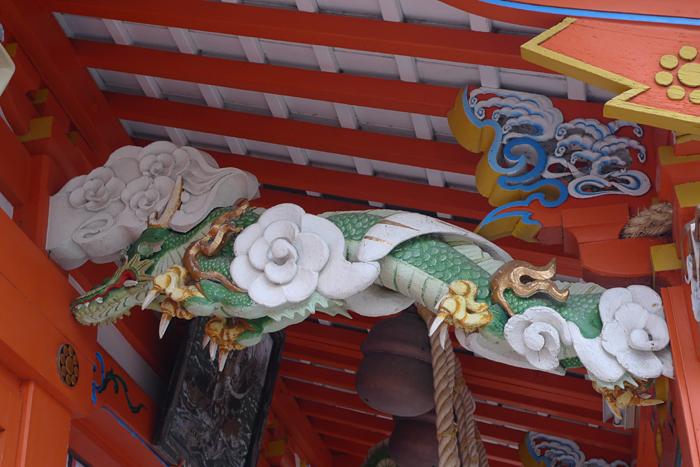 八代神社(妙見宮)  熊本県  15