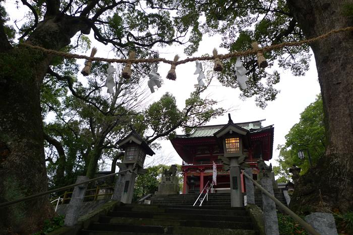 北岡神社 熊本市 3