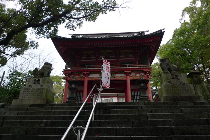 北岡神社 熊本市 6