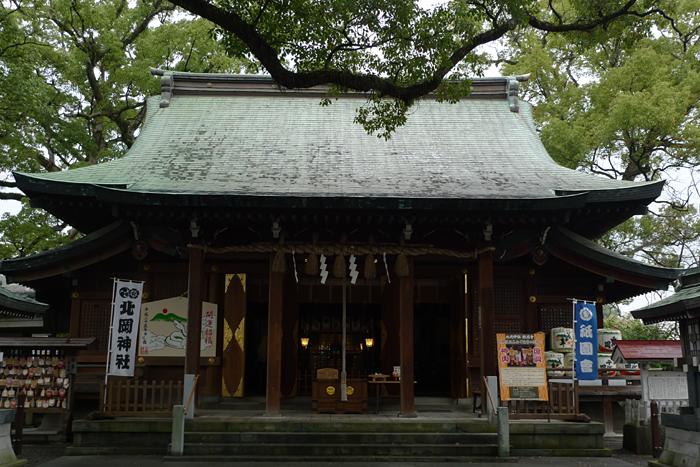 北岡神社 熊本市 9