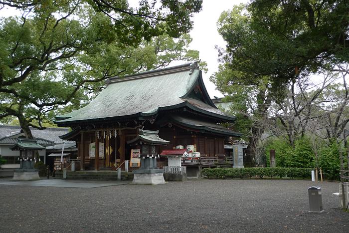 北岡神社 熊本市 12