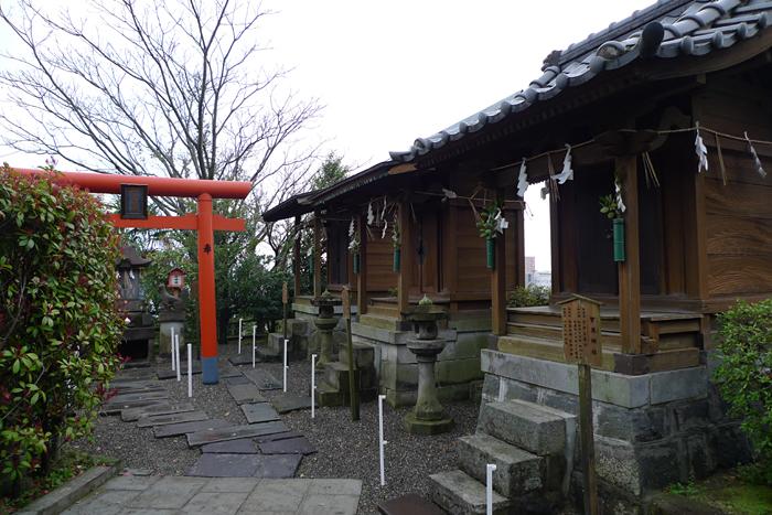 北岡神社 熊本市 14