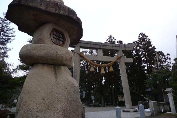 高瀬神社  富山県  3