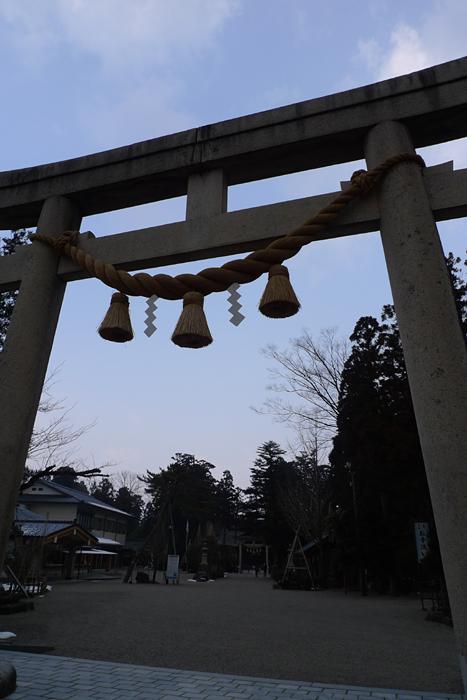 高瀬神社  富山県  5