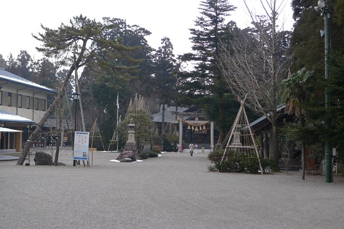 高瀬神社  富山県  6