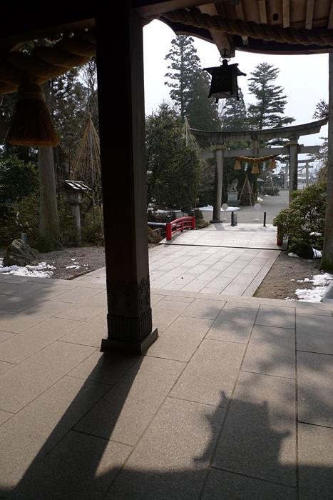 高瀬神社  富山県  16