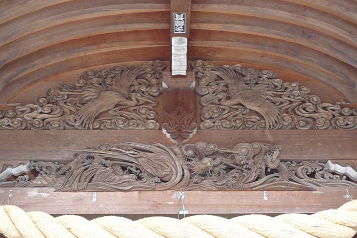 高瀬神社  富山県  18