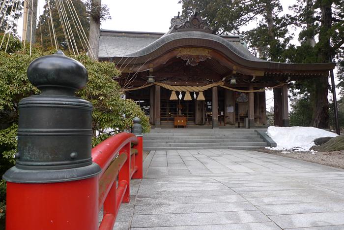 高瀬神社  富山県  14