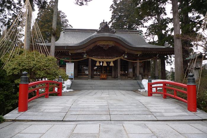 高瀬神社  富山県  15