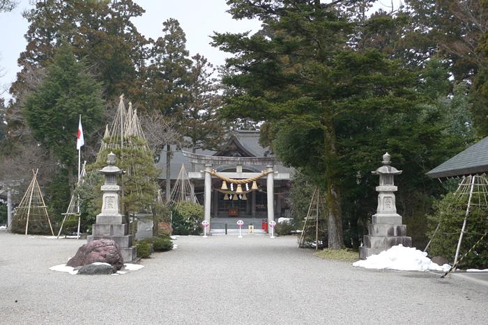 高瀬神社  富山県  9