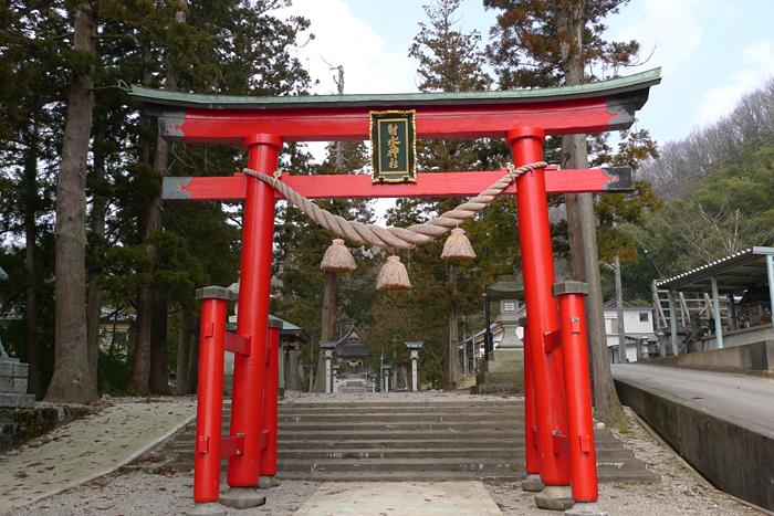 射水神社  富山県  1