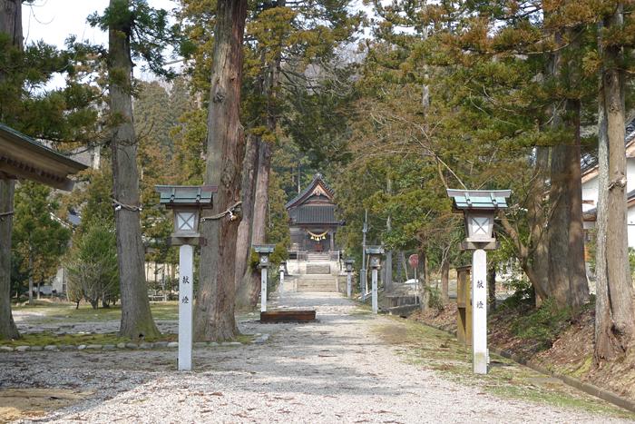 射水神社  富山県  2