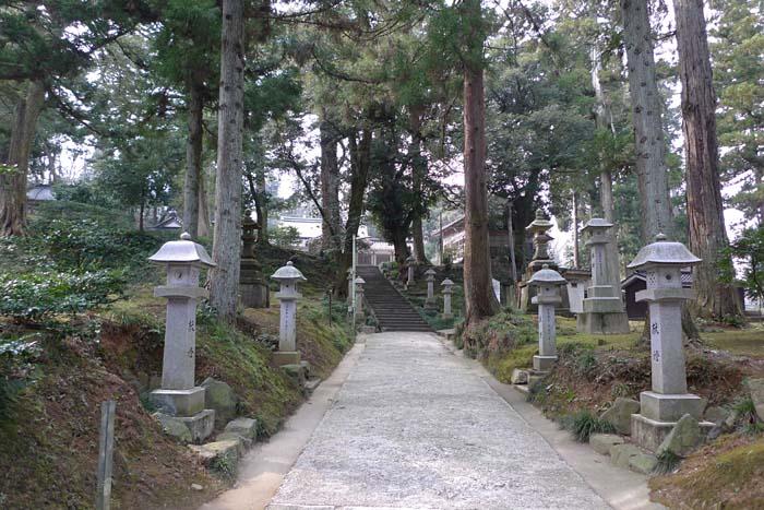 氣多神社  富山県  5