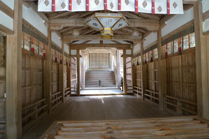 氣多神社  富山県  11