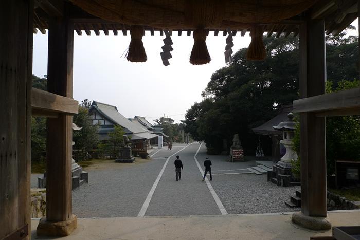 氣多大社  石川県  7