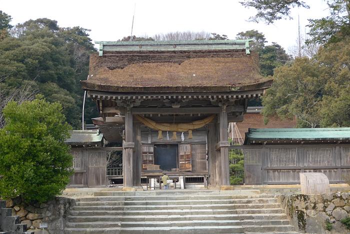 氣多大社  石川県  9