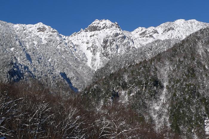 錫杖岳 2014 冬