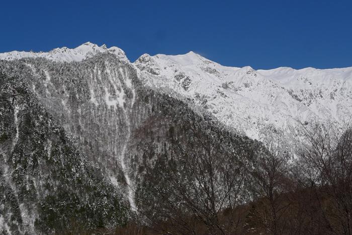 笠ヶ岳 2014 冬