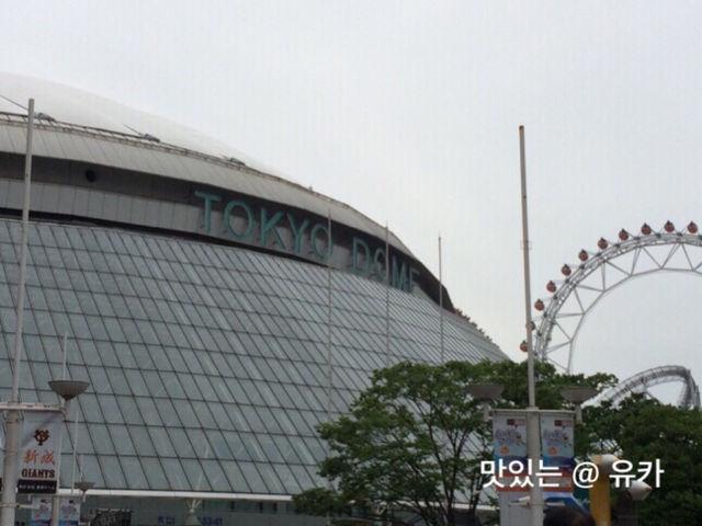 東京ドーム③