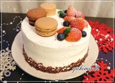 2014年クリスマスケーキ☆