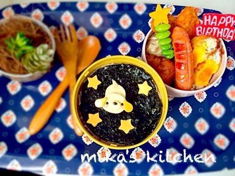 2015ミカちゃんからのハピバ♥