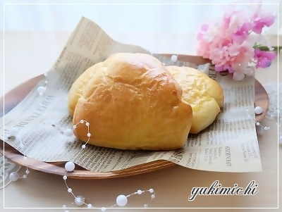 クリームパン♥