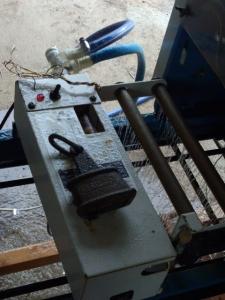 スイッチ&水撒き装置