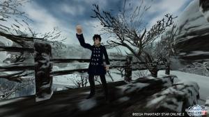 zukaと冬景色