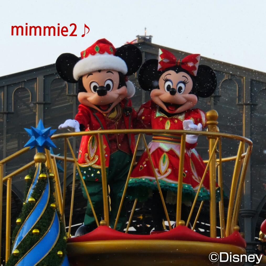サンタヴィレッジ☆ミッキー&ミニー