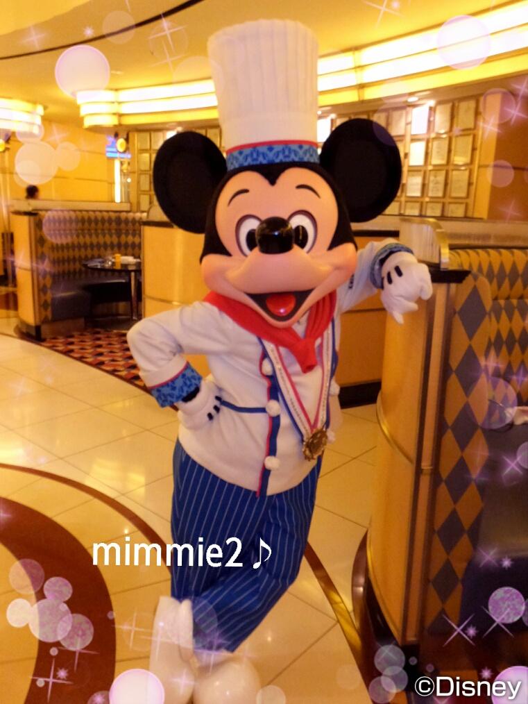 祝☆32周年&シェフミのミッキーのワンショ♪