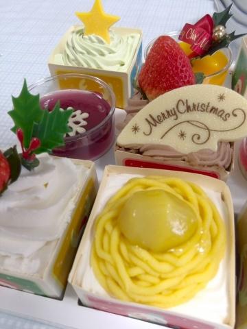 ヤマザキクリスマスケーキ2014 (4)