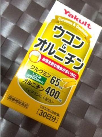 ウコン&オルニチン 300粒 (2)
