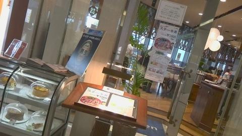 オキシジェン 西梅田店(毎日ビルディングカフェ) (2)