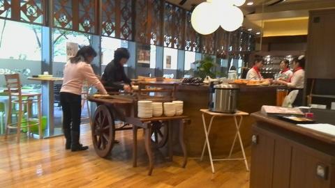 オキシジェン 西梅田店(毎日ビルディングカフェ) (4)
