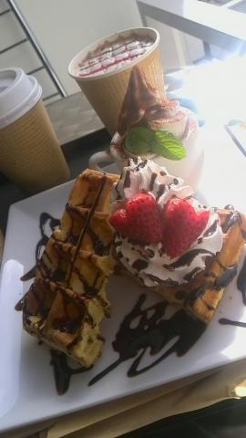 cafe SKY 40(スカイビルカフェ) (19)