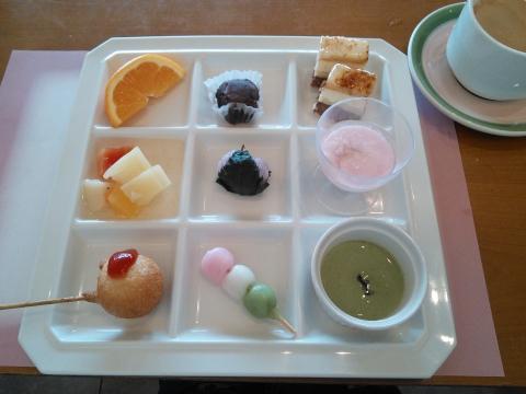 ホテル阪急エキスポパークの【バイキングレストラン ヴェルデ】 (2)