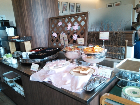 ホテル阪急エキスポパークの【バイキングレストラン ヴェルデ】 (10)