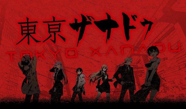 【ゲーム】ファルコムの『東亰ザナドゥ』はPS Vita!ゲーム画面やプロローグ、アイテムなどが判明