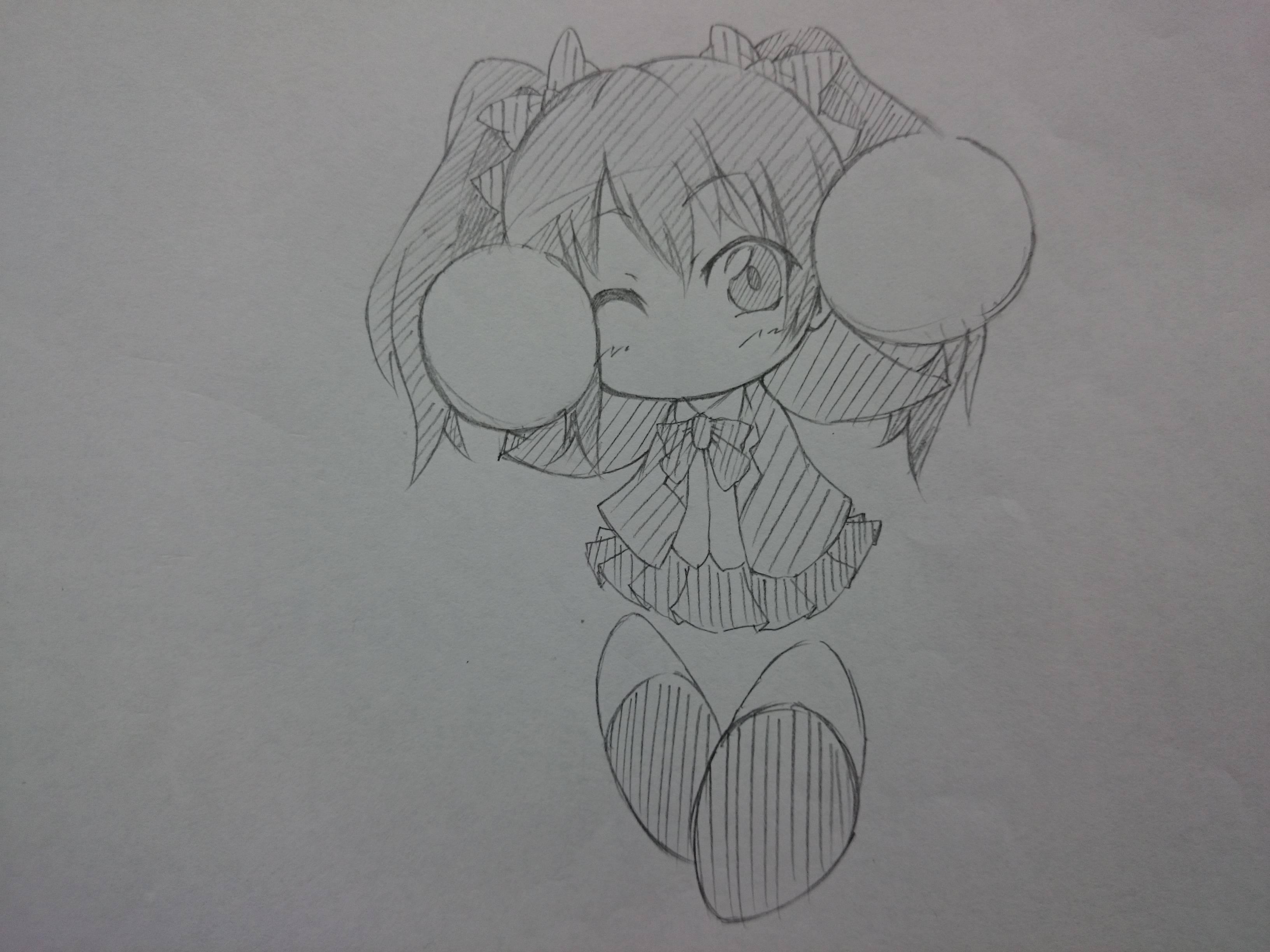 【うまい】アニメとかのキャラクターをパワ体で描いた【パワプロ】