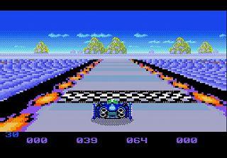 【凄い!】メガドライブで「F-ZERO」を再現する猛者あらわる どういう謎技術だよ!