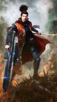 【迷走】「信長の野望 201X」に登場する武将41名のシュールなビジュアルが公開に。
