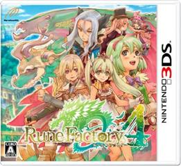 3DSでキャラが可愛くてやりこみ要素があるゲーム教えて