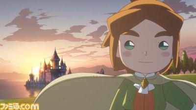 【ゲーム】3DS『ポポロクロイス牧場物語』発売日が6月18日に決定!物語を演出するアニメーションカットが初公開