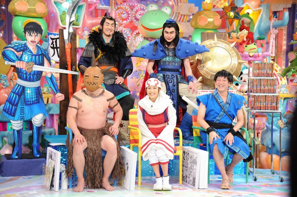 次週「アメトーーク!」に「キングダム芸人」キターーー!! ケンコバやノブコブ吉村らがキングダムの魅力を熱弁