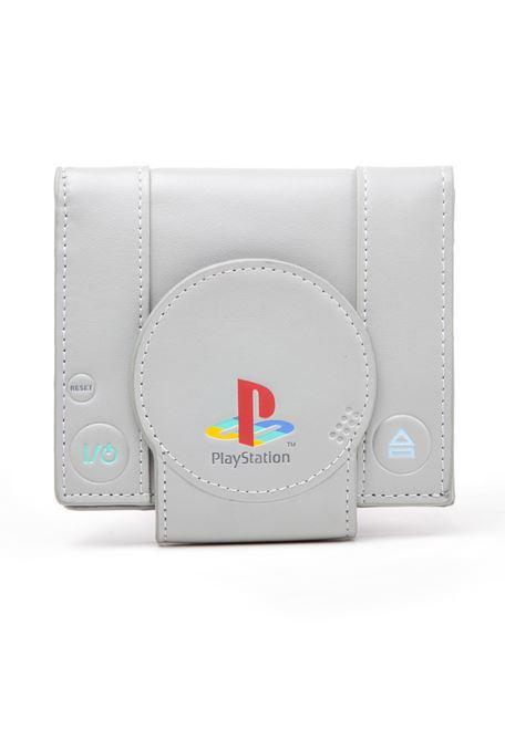 【財布】初代プレステを再現した財布がたまらないデザイン お金を取り出すたびにディスクカバーをパカパカ