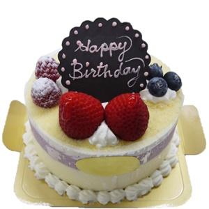 ブルーベリーレアチーズケーキ号サイズ1900円