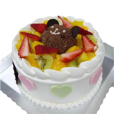 くまちゃん★お誕生日ケーキ