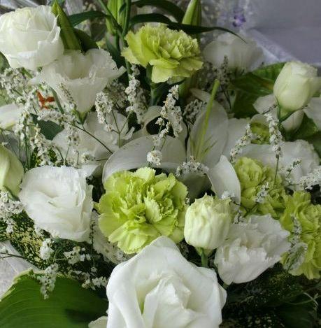 ブログ村バナー用花